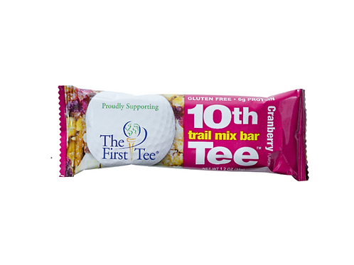 _Golf Energy, 10th Tee, Trail Mix Cranberry, 12 ct.