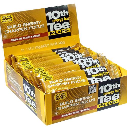 _Golf Energy, 10th Tee, Chocolate Peanut Caramel, 12 ct.