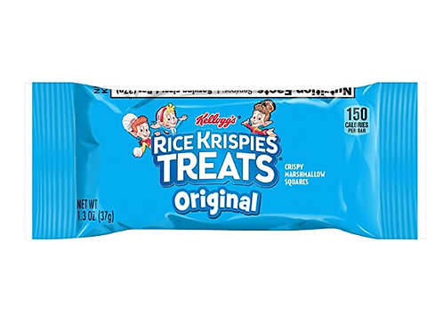 _Kellogg's, Rice Crispy Treats, 25 ct.
