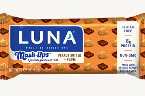 _Luna Bars, Peanut Butter Fudge, 15 ct.