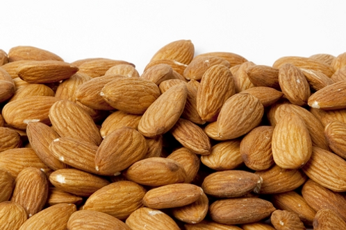 _Almonds, Raw, 18 lbs