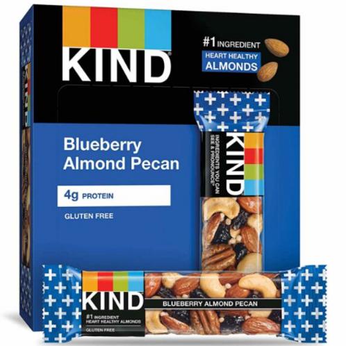 _Kind Bars, Blueberry Almond Pecan, 12 ct.