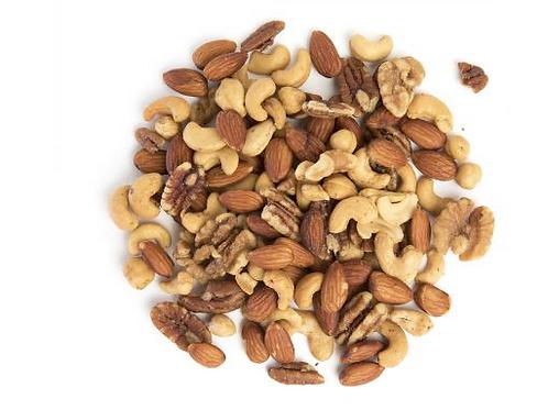 Bazzini, Unsalted Competition Mix, No Peanuts, 4 lb.
