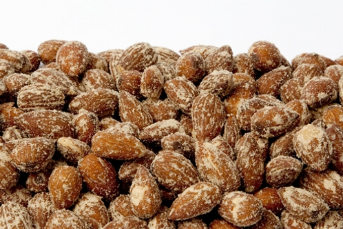 Smoked Almonds, 25 lbs.