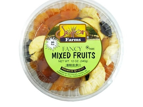 Setton Farms, Mixed Dried Fruit, 12 ct.