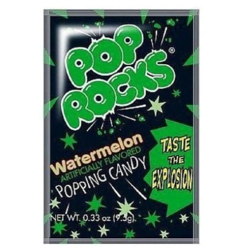_Pop Rocks Crackling Candy, Watermelon, 24 ct.