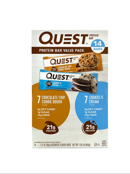 Quest, Variety Pack, 14 ct.