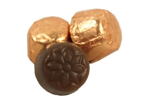 Madeline, Dark Chocolate Domes, 30 lbs.