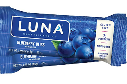 Luna Bars, Blueberry Bliss, 15 ct.