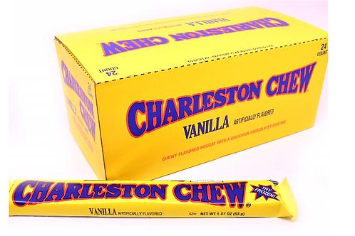 Charleston Chew Vanilla Candy Bars, 24 ct.