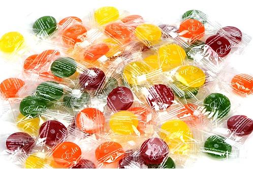 Eda's Mixed Fruit Candies, Sugar Free, 15 lb.