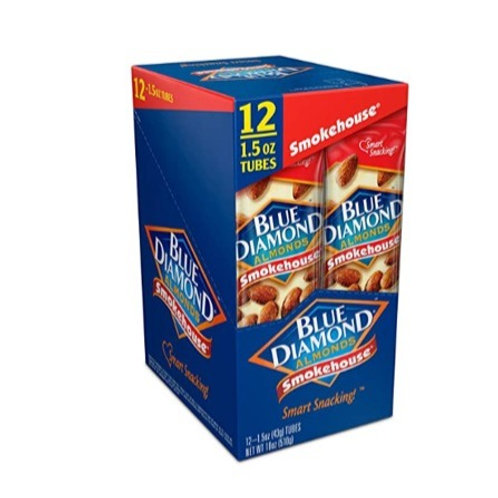 _Blue Diamond, Smokehouse Almonds, 12 ct.