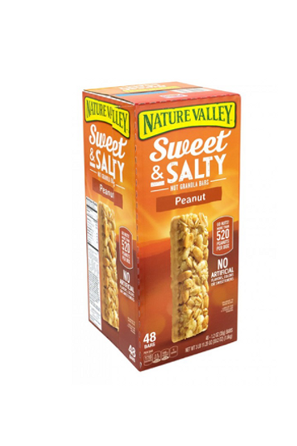 Nature Valley, Sweet & Salty, 48 ct.