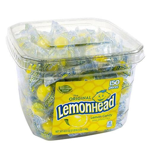 _LemonHead, Lemon Hard Candy, 300 ct.