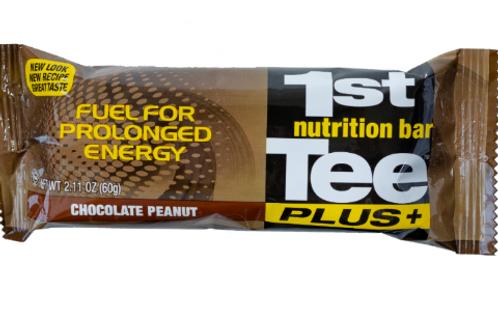 Golf Energy, 1st Tee; Chocolate Peanut, 12 ct.