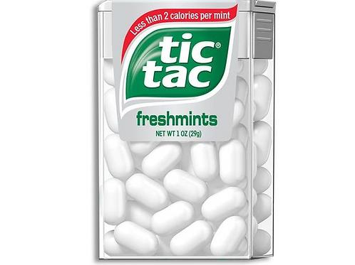Tic Tac, Freshmint, 12 ct.