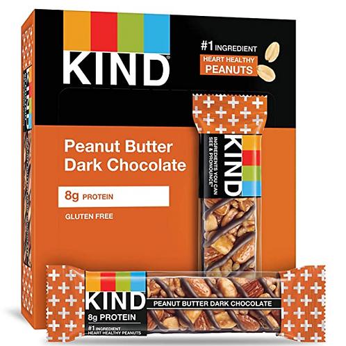 Kind Bars; Peanut Butter Dark Chocolate, 12 ct.
