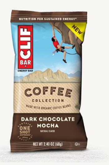 _Clif Bars, Organic, Dark Chocolate Mocha, 12 ct.
