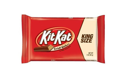 _Kit Kat, Chocolate Candy Bars, King Size, 24 ct.