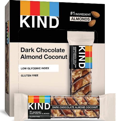 _Kind Bars; Dark Chocolate Almond & Coconut, 12 ct.