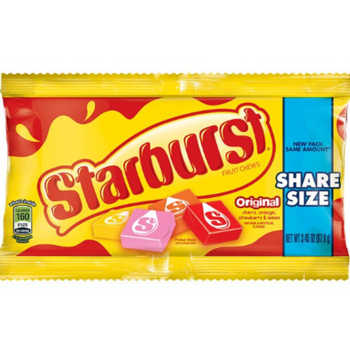 _Starburst, King Size, 15 ct.