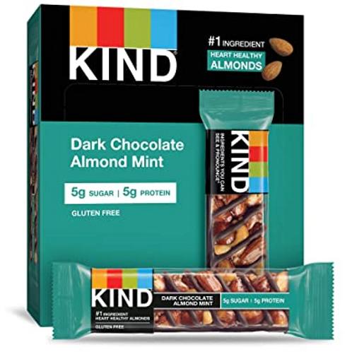 _Kind Bars, Dark Chocolate Almond Mint, 12 ct.