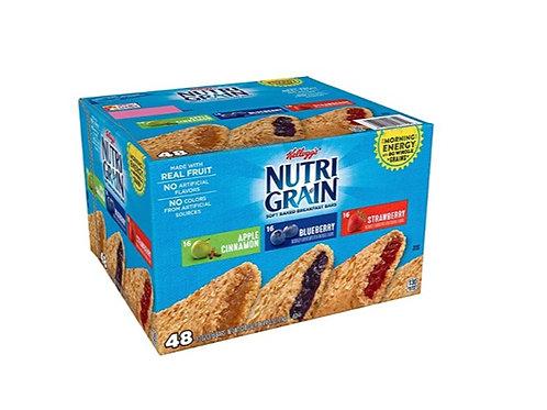 Nutri Grain Bars, 48 ct.