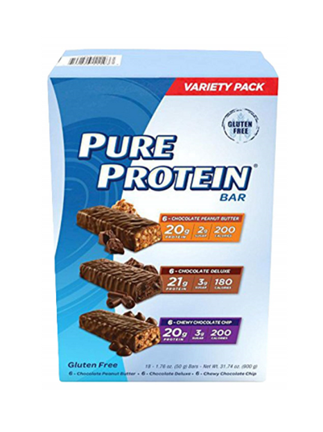Pure Protein, Variety Pack, 21 ct.