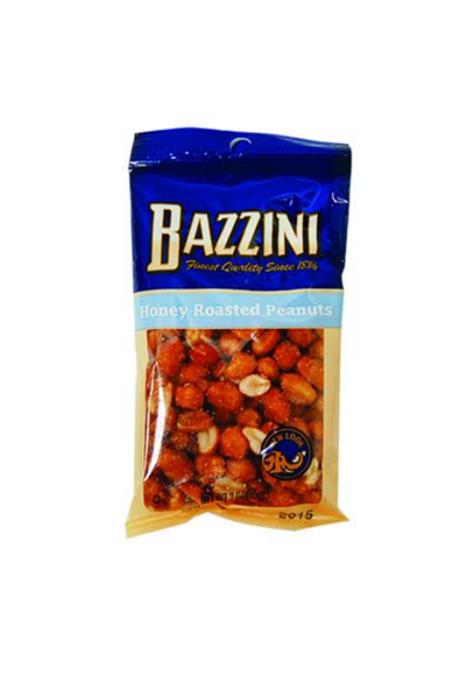 Bazzini, Honey Roasted Peanuts, 12 ct. x 3 oz.