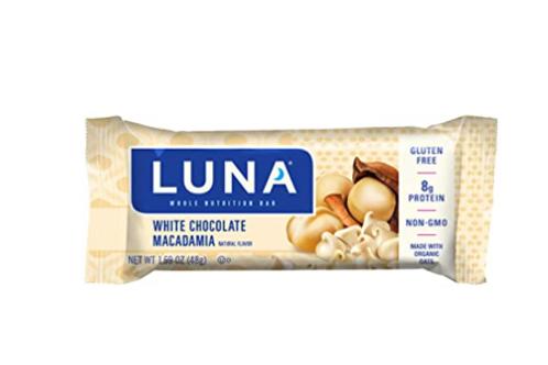 Luna Bars, Organic, Assorted Flavors, 15 ct.