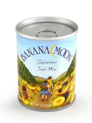 Banana Moon, Gourmet Trail Mix, 48 ct. x 3.5 oz.