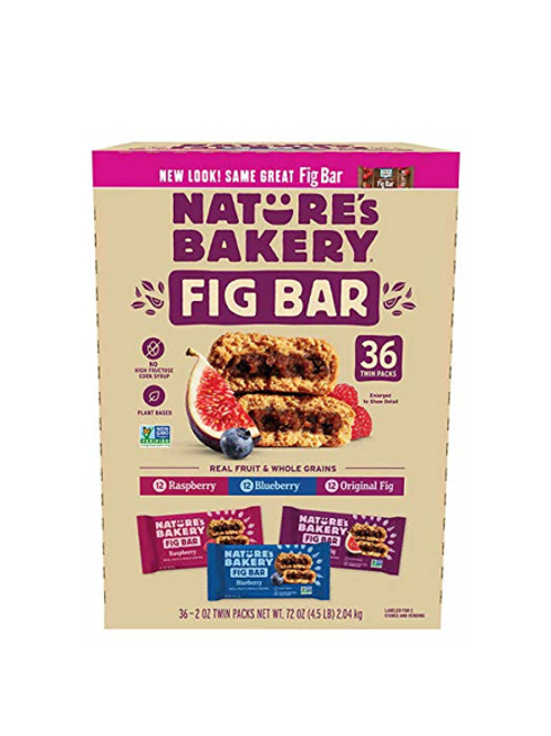Nature's Bakery, Fig Bars, 36 ct.