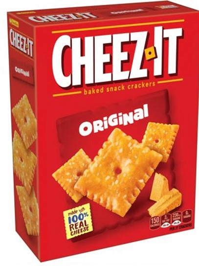 _Cheez-It, Original Cheese Crackers