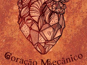 Livro Coração Mecânico é sensação em plataforma online