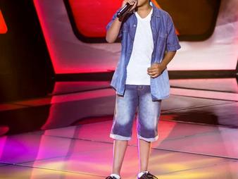 Conheça os mineiros que estão arrasando no The Voice Kids - Brasil.