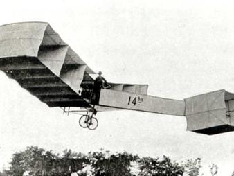 Santos Dumont e 'voo' do 14-Bis na abertura dos Jogos Olímpicos no RIO