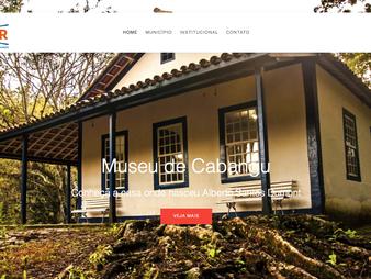 Santos Dumont lança site de TURISMO