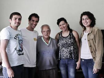 Toninho Faria, o 1º entrevistado