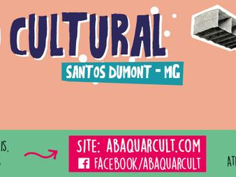 Mobilização de Artistas promove Julho Cultural em Santos Dumont