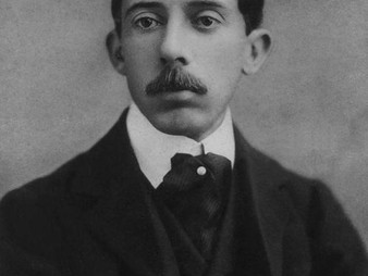 """Alberto Santos Dumont – """"eu naveguei pelo ar"""""""