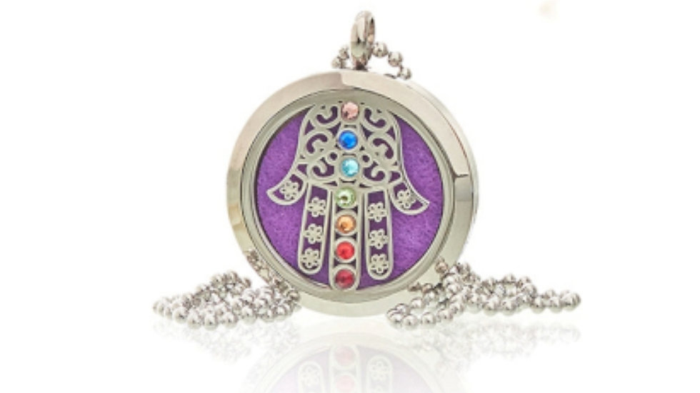 Aromatherapy jewellery necklace 30mm
