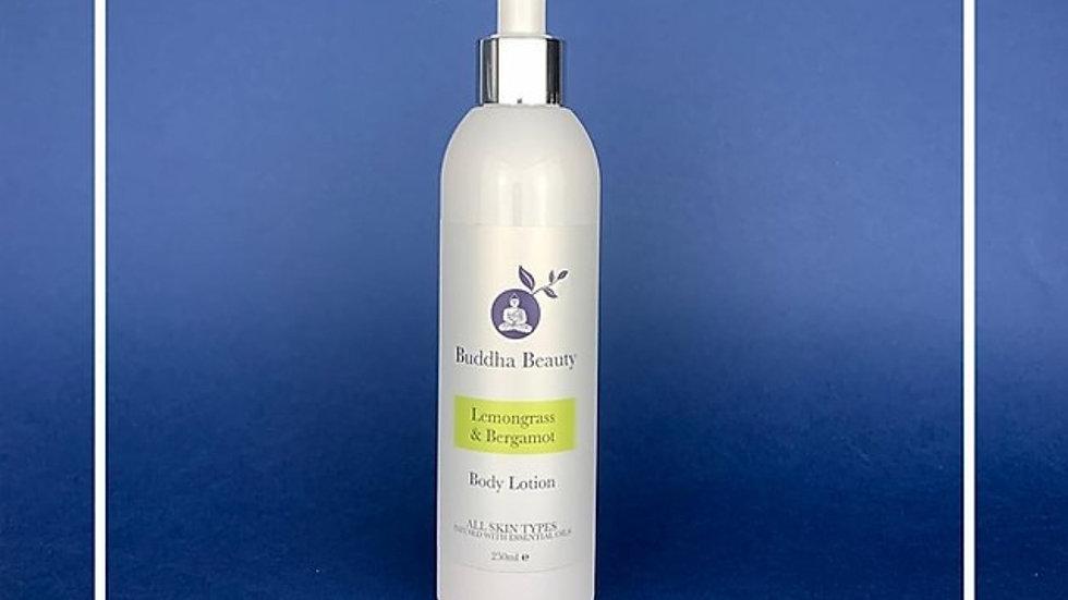 Lemongrass & Bergamot Body lotion
