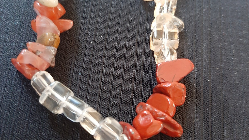 Handmade anxiety bracelet