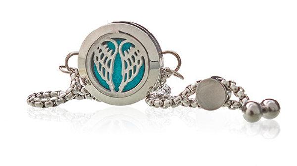 Angel Wings Aromatherapy bracelet.