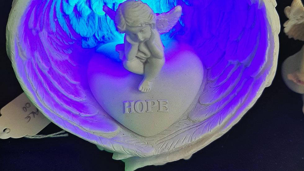 Hope led cherub