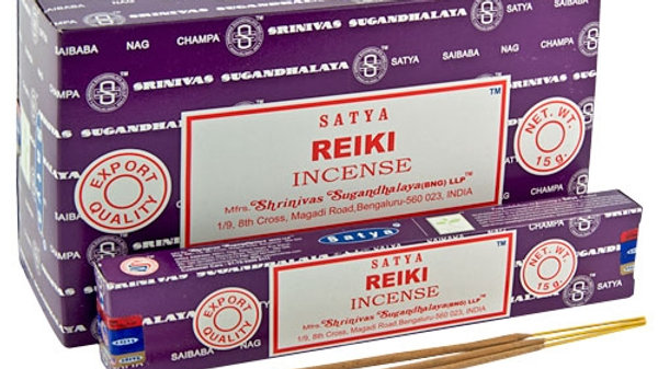 Reiki incense sticks