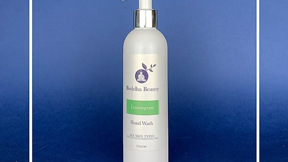 Lemongrass hand wash 250ml