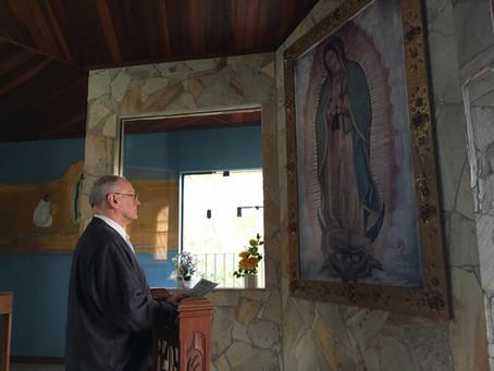 Dom Jacinto consagra Arquidiocese à Nossa Senhora de Guadalupe