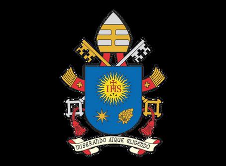 MENSAGEM DO PAPA FRANCISCO PARA O 57º DIA MUNDIAL DE ORAÇÃO PELAS VOCAÇÕES