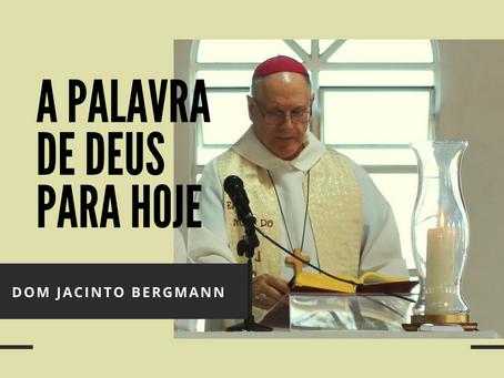 """""""A PALAVRA DE DEUS PARA HOJE"""" 08-08-19"""